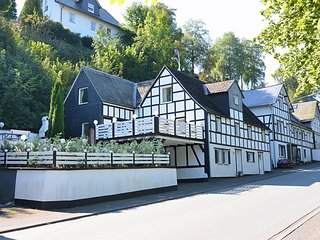 Modern and stylishly furnished attic apartment in the Sauerland