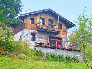 Cozy chalet near the slopes of La Plagne-Paradiski