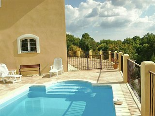 Luxurious Villa in Cotignac France with Private Pool