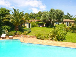 Gorgeous Villa with Private Pool in La Croix-Valmer