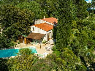 Beautiful Holiday Home with Private Pool in Var