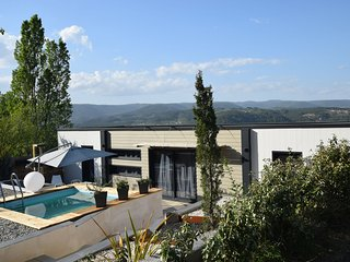 Brand new, modern villa, beautifully situated with private pool