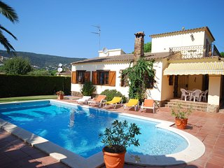 Peaceful Villa in Calonge Spain with Swimming Pool