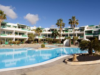 Cozy Apartment in Costa Teguise with Swimming Pool