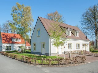 Comfortable villa with a washing machine at Bad Bentheim