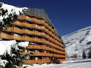 Cozy apartment with balcony located 500 m. from the ski lift