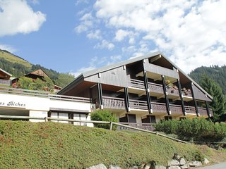 Modern Apartment in Châtel with Balcony