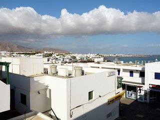Nice apartment in the center of Playa Blanca, only 200m from the beach