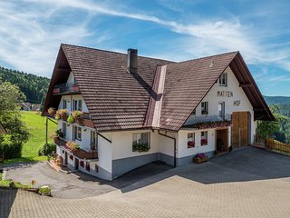 Cozy Farmhouse in Herrischried with Meadows Nearby