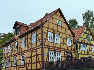 Contemporary Apartment in Bad Arolsen Hesse with private terrace and garden with