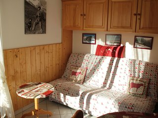 Comfortable and functional apartment, ideal for a couple with 2 children