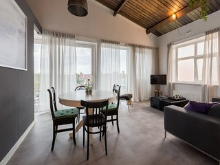 Group accommodation for 10 guests, consisting of 3 apartments in the heart of Ko