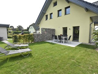 Lovely Holiday Home in Kagsdorf Mecklenburg with Garden