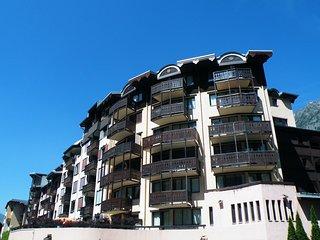 Simple Apartment in Chamonix France near Ski Lift