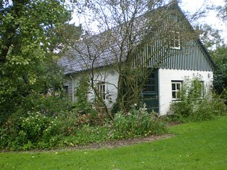 Vacation home on the outskirts of the Frisian village of Kollum.