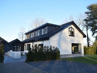 Beautiful villa with lots of privacy near the Veluwe
