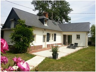 Very atmospheric holiday home in the lovely La Somme, in a central location at S