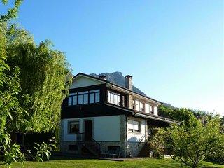 Spacious Villa with Terrace in Asturia Spain