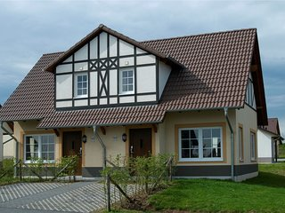 Nice villa with washing machine, close to the river Moselle