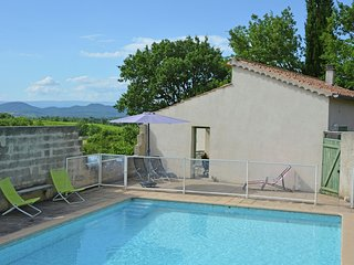 Villa with Large Swimming Pool in Saint-Privat-de-Champclos