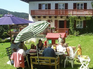 Comfort apartment with balcony in the beautiful Bavarian Forest