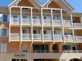 Luxurious apartment near the resort of Bassin d'Arcachon