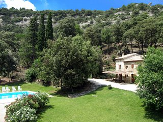 18th century country house on beautiful private domain of 8 ha with private Pool