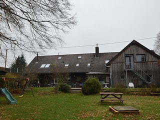 A group house furnished in a modern style, near the picturesque town of Monschau