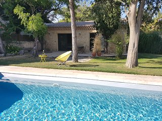 Cozy Villa in Fournès with a Swimming Pool
