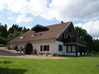 Magnificent villa with phenomenal views in walking paradise Fresse-sur-Moselle