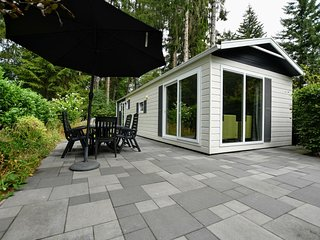 Luxury chalet on holiday park in the middle of the Achterhoek nature