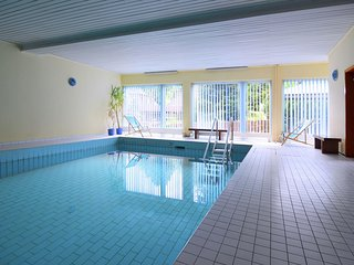 Spacious Apartment with Pool in Bad Sachsa