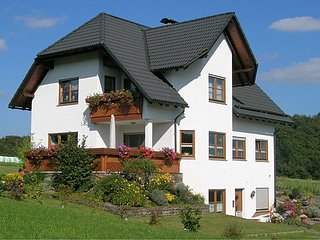 Cosy, well-maintained apartment in the Sauerland region close to Winterberg and
