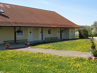 Beautiful apartment in Lower Bavaria on a farm in a rural location