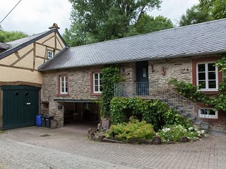 Enjoy a holiday in a former mill by the River Mosel.