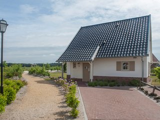 Luxurious detached villa with 3 bathrooms, in De Maasduinen