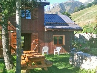 The ideal chalet for a relaxing holiday in the mountains