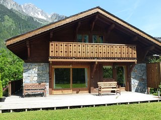 Nice wooden chalet with a cozy atmosphere where you feel like at home
