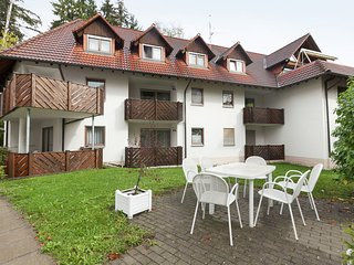 Spacious Apartment near Forest in Bad Durrheim