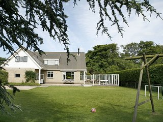 Beautiful family house with wood stove near the North Sea