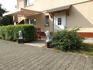 Cozy Apartment in Wienrode Harz with private terrace