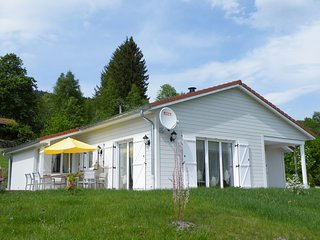 Beautiful, modern chalet near to La Bresse.