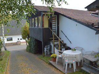 Attractive accommodation near the centre of the village.