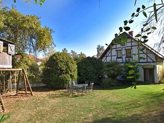 Beautiful holiday home near the Edersee with large garden