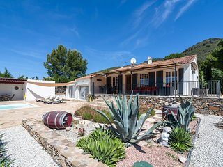 Beautiful Villa with Private Pool in Roquebrun