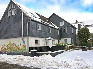 Modern Apartment in Usseln with Garden