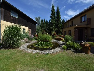 Comfortable Apartment in Zweedorf with Barbecue