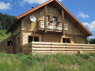 Sunlit Chalet near Ski Area in Gerardmer