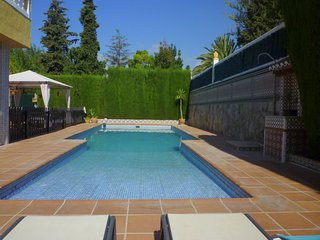 Holiday Home  in El Puntal with Swimming Pool