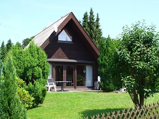 Cozy Cottage in Langelsheim near Lake